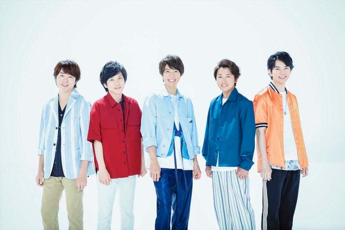 嵐(写真提供:テレビ朝日)