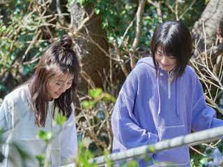 浜辺美波、有村架純は「本当のお姉ちゃんのよう」初共演から変わった互いの印象明かす