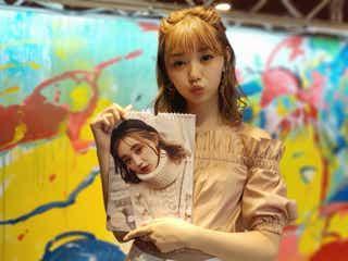 江野沢愛美、令和元年の抱負明かす ファンと交流で「私も嬉しい」