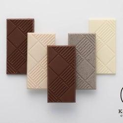 北海道銘菓「白い恋人」のチョコ使用「恋するチョコレート」待望の新ブランドが誕生
