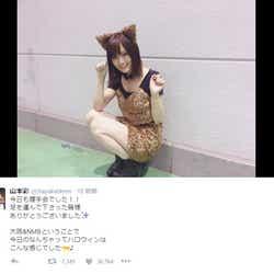 モデルプレス - 山本彩が女豹・吉田朱里がバニーガール…NMB48メンバーのハロウィンコスがSEXYでキュート