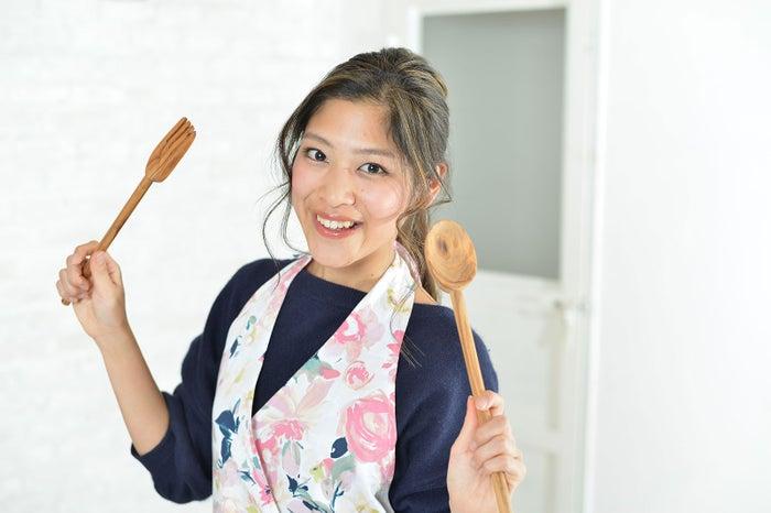 レシピを担当するのは柏原歩さん(C)モデルプレス