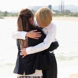 ひな、ゆうのすけ「今日、好きになりました。-春桜編-」(C)AbemaTV, Inc.