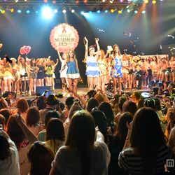 「VENUS SUMMER FES 2013」フィナーレの様子