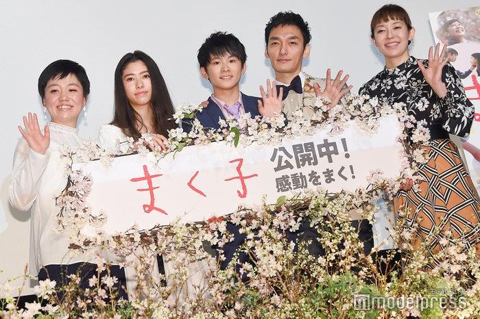 鶴岡慧子監督、新音、山崎光、草なぎ剛、須藤理彩(C)モデルプレス