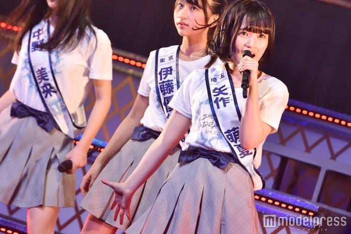 「第3回AKB48グループドラフト会議」矢作萌夏(C)モデルプレス