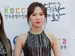 Red Velvetウェンディ「SBS歌謡大祭典」リハでステージから転落 精密検査の結果・今後の対応発表