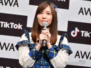 SKE48松井珠理奈、仕事復帰を報告「ただいま」