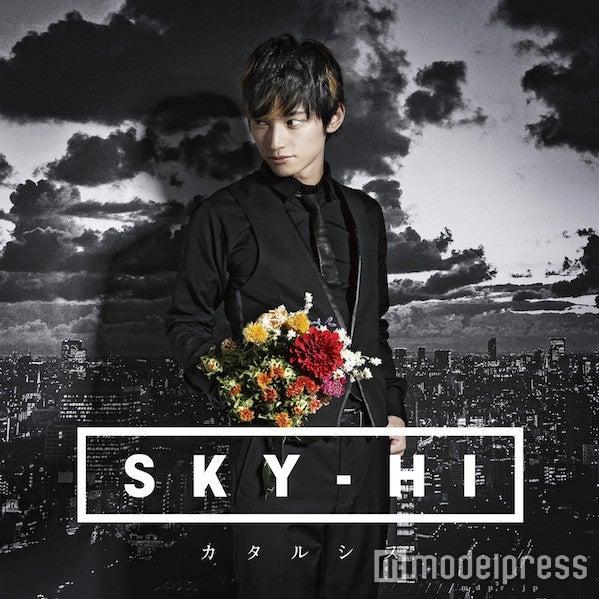 SKY-HI 2ndアルバム「カタルシス」CD(2016年1月20日発売)