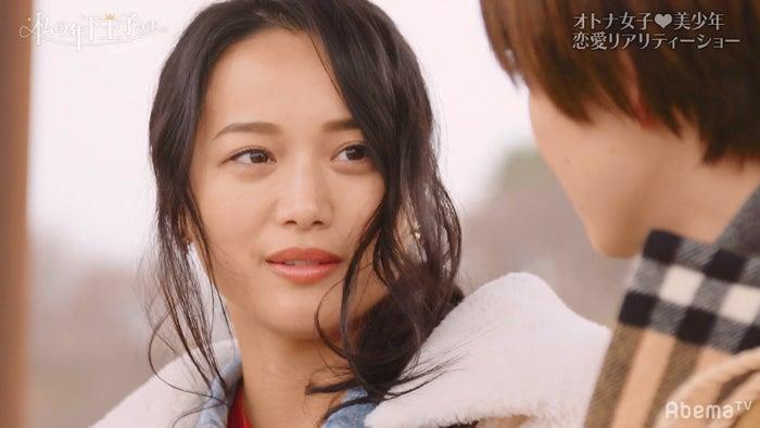 Tokico/「私の年下王子さま Winter Lovers」より(C)AbemaTV