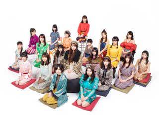 NMB48、全国ツアー&9周年記念ライブ開催決定