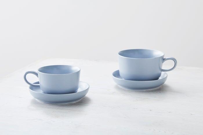 磁器作家 イイホシユミコ氏の器/画像提供:Blue Bottle Coffee Japan
