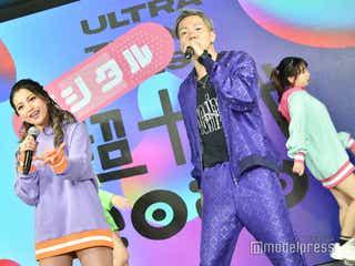 """ゆきぽよ&SLOTH、新曲初披露 ギャルの新流行に?""""めっかわポーズ""""も伝授<超十代2020>"""