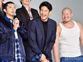 "「HiGH&LOW」山田裕貴ら""鬼邪高3人組""はやっぱり仲良し 「いくぞ、てめぇら」も披露でファン沸く"