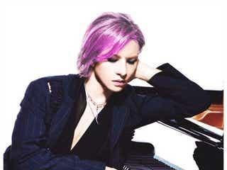 X JAPAN・YOSHIKI、紫髪ショットに反響「かっこよすぎる」「美しい」