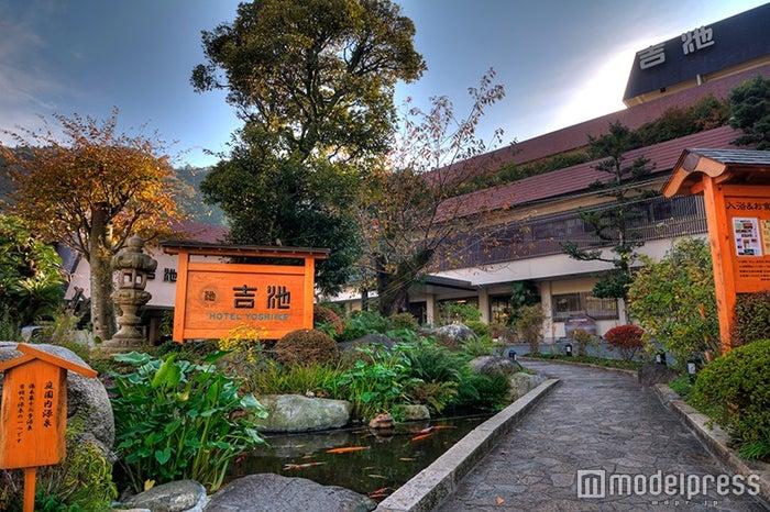 「吉池旅館」外観/画像提供:吉池旅館