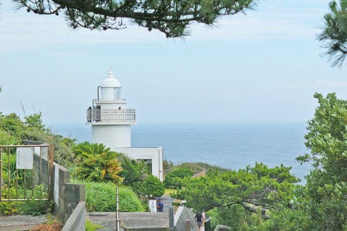 どこまでも続く青い海と白亜の灯台が絵になる「石廊崎」(提供画像)