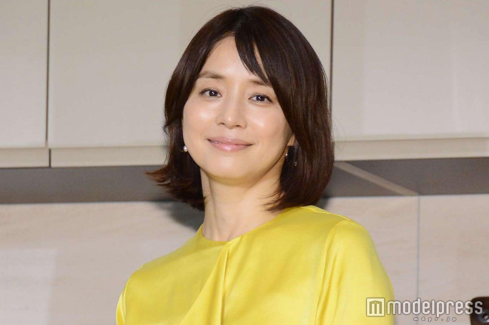 石田ゆり子、過去の写真に「変わらない」「今も昔も美しい」と