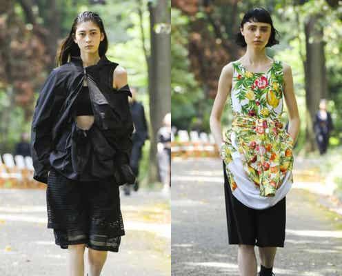 楽天ファッション・ウィーク東京22年春夏 物作りの本質に向き合う