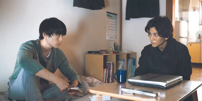 (C)行成薫/集英社 (C)映画「名も無き世界のエンドロール」製作委員会