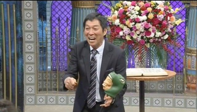 明石家さんま/28日放送「踊る!さんま御殿!!」より(C)日本テレビ