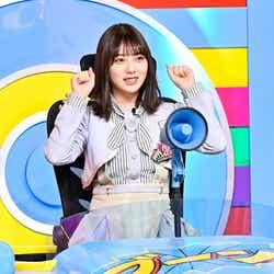与田祐希 (C)TBS