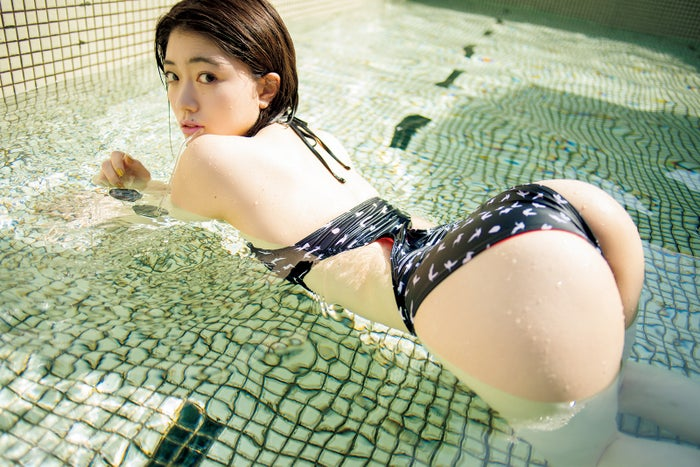 野元空写真集「SN1109」より(2017年11月27日発売)/画像提供:ワニブックス