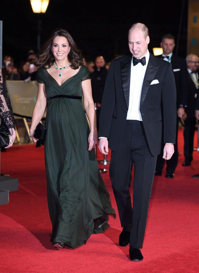 キャサリン妃・ウィリアム王子/photo:Getty Images