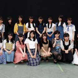 2ndシングル選抜メンバー(C)STU