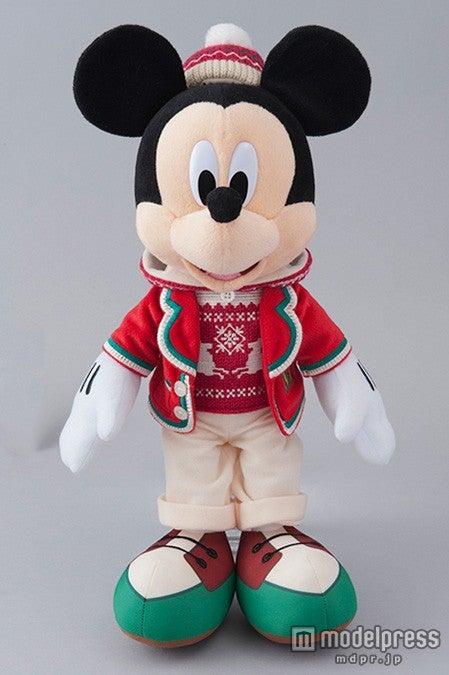 TDL:ぬいぐるみ(¥4300)/ミッキー(C)Disney