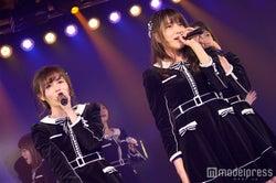 込山榛香、入山杏奈/AKB48「サムネイル」公演(C)モデルプレス