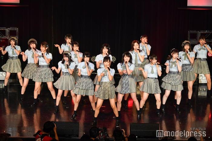 /AKB48チーム8「TOKYO IDOL FESTIVAL 2018」 (C)モデルプレス