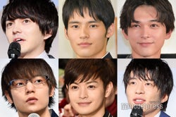 """2018年の""""胸キュン男子No.1""""が決定 読者が選ぶ「今年のドラマで最も胸キュンしたイケメン」<1位~10位>"""