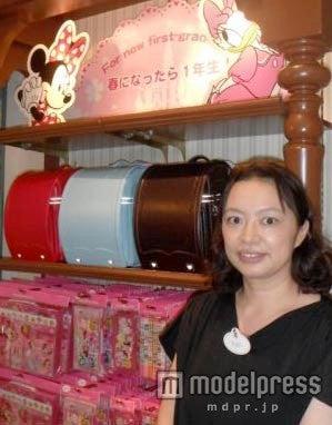 開発担当者の工藤菜穂子さん(C)Disney