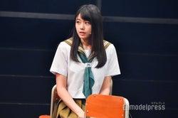 ゲストの瀧野由美子/舞台版「マジムリ学園」ゲネプロの様子 (C)モデルプレス
