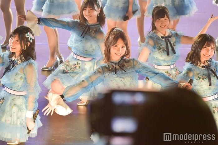 新チームB「AKB48単独コンサート~ジャーバージャって何?~」昼公演 (C)モデルプレス
