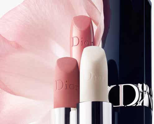 Diorから美しさ咲き誇るクチュール ヌード「ルージュ ディオール バーム」新登場