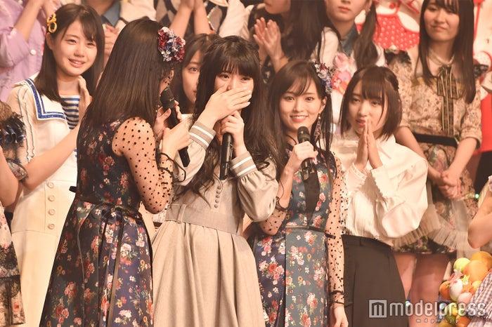 馬嘉伶「AKB48グループリクエストアワー セットリストベスト100 2018」(C)モデルプレス