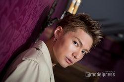 モデルプレスのインタビューに応じたEXILE SHOKICHI(C)モデルプレス