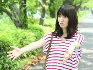 凜華(吉岡里帆)、ボーダーをレディに着こなす秘訣は?<「ごめん、愛してる」第9話コーデ解説>