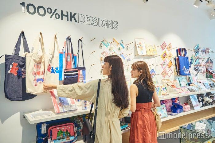 香港貿易発展局(HKTDC)によって設立された人気のセレクトショップ「HKTDC Design Gallery」 (C)モデルプレス