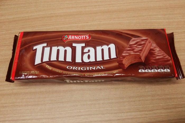 オーストラリア銘菓といえばこれ!というティムタムは味の種類も色々(提供画像)