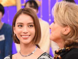 滝沢カレン、先輩ハーフタレントを直撃 伝説的美女も21年ぶりに登場