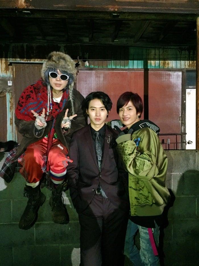 菅田将暉、山崎賢人、志尊淳(画像提供:日本テレビ)