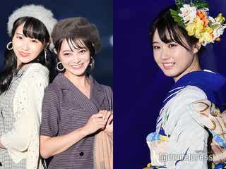 STU48、瀧野由美子は着物姿 田中皓子&中村舞はペアコーデでランウェイ<TGC北九州2019>
