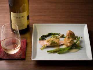 名店『青山えさき』のDNA+東北愛+ワイン愛がひとつに。『日本料理若林』の伸びやかな和食
