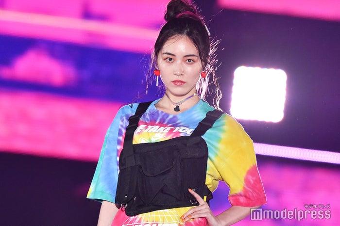 「Rakuten GirlsAward 2019 SPRING/SUMMER」に登場した松井珠理奈 (C)モデルプレス