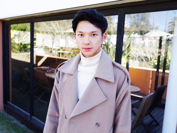 絹成/撮影:柳内良仁(C)TBS