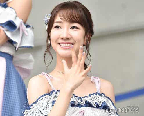 柏木由紀、AKB48劇場の楽屋前でスタッフに止められる「まだまだだなぁ」