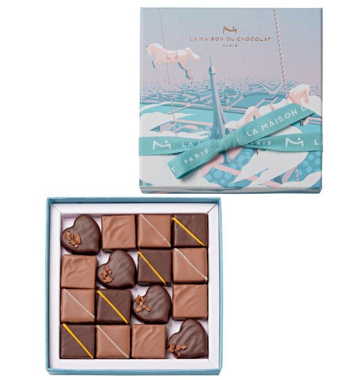 ラ・メゾン・デュ・ショコラバレンタインコレクション/画像提供:ラ・メゾン・デュ・ショコラ・ジャポン株式会社